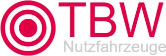 tbw-nutzfahrzeuge.de Logo